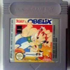 Videojuegos y Consolas: ASTERIX OBELIX GAMEBOY GAME BOY. Lote 83364548