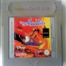 Videojuegos y Consolas: ALADDIN GAMEBOY GAME BOY. Lote 83364596