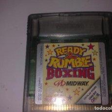 Videojuegos y Consolas: READY RUMBLE BOXING. Lote 102221064