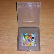 Videojuegos y Consolas: JUEGO GAME BOY - SUPER MARIO LAND 2 - PAL ESPAÑA. Lote 85778380