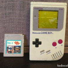 Videojuegos y Consolas: GAME BOY CLÁSICA CON CARTUCHO 50 IN 1 SUPER . Lote 89615604