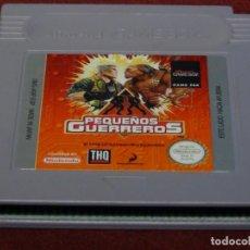 Videojuegos y Consolas: JUEGO GAMEBOY PEQUEÑOS GUERREROS. Lote 89844616