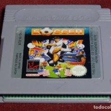Videojuegos y Consolas: JUEGO GAMEBOY SOCCER. Lote 89847952