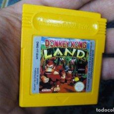 Videojuegos y Consolas: JUEGO GAME BOY DONKEY KONG LAND. Lote 90428294