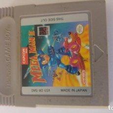 Videojuegos y Consolas: MEGAMAN MEGA MAN 2 II GAMEBOY COLOR GB GBC NINTENDO DMG-W2-USA. Lote 90546610