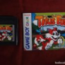 Videojuegos y Consolas: JUEGO GAMEBOY COLOR TITUS FOX + MANUAL. Lote 91466880