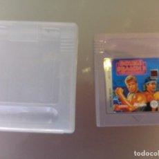 Videojuegos y Consolas: NINTENDO GAMEBOY GB DOUBLE DRAGON 3 PAL-ESPAÑA. Lote 91605280