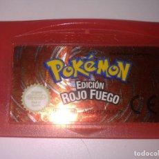 Videojuegos y Consolas: POKEMON ROJO FUEGO. Lote 93184480