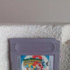 Videojuegos y Consolas: JUEGO GAMEBOY SUPER MARIO LAND 6 GOLDEN COINS GAME BOY. Lote 95477803