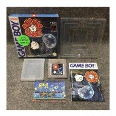 Videojuegos y Consolas: BUBBLE GHOST·GAME BOY. Lote 95546203
