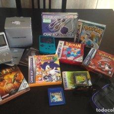 Videojuegos y Consolas: LOTE GAME BOY COLOR Y ADVANCE. Lote 95559291