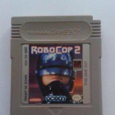 Videojuegos y Consolas: JUEGO NINTENDO GAME BOY ROBOCOP 2 PLENO FUNCIONAMIENTO SOLO CARTUCHO R6505. Lote 95669979