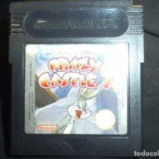 Videojuegos y Consolas: JUEGO GAME BOY- BUGS BUNNY CRAZY CASTLE 3 1999.GAME BOY COLOR.. Lote 95698543