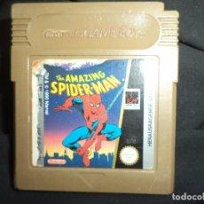 Videojuegos y Consolas: JUEGO GAME BOY- AMAZING SPIDERMAN.. Lote 95698915