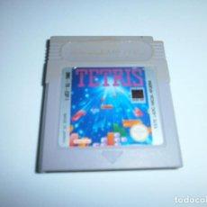 Videojuegos y Consolas: TETRIS NINTENDO GAME BOY PAL ESPAÑA GAMEBOY SOLO CARTUCHO. Lote 97606119