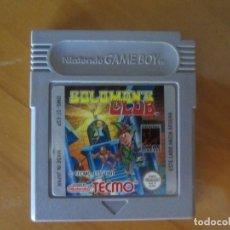 Videojuegos y Consolas: JUEGO SOLOMON´S CLUB PARA CONSOLA GAME BOY NINTENDO- TECMO 1991. Lote 97772903