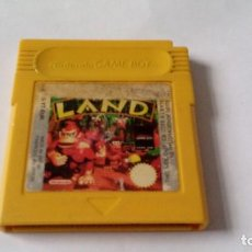 Videojuegos y Consolas: GAMEBOY DONKEY KONG LAND GAME BOY . Lote 98130195