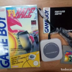 Videojuegos y Consolas: F1 RACE F-1 RACE FOUR PLAYER ADAPTER - PAL - GAME BOY - GAMEBOY GB -. Lote 98543667