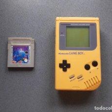 Videojuegos y Consolas: NINTENDO GAMEBOY CLASICA AMARILLA. Lote 98570003