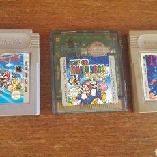 Videojuegos y Consolas: JUEGOS GAME BOY. Lote 98574512