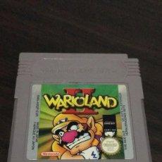 Videojuegos y Consolas: WARIOLAND II PARA GAME BOY - CARTUCHO DE JUEGO DE LOS ANTIGUOS. Lote 99525739