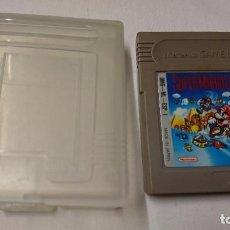Videojuegos y Consolas: JUEGO SUPER MARIO LAND, GAME BOY . Lote 99905695
