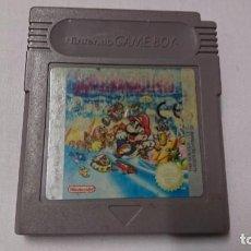 Videojuegos y Consolas: JUEGO SUPER MARIO LAND, GAME BOY . Lote 99905747
