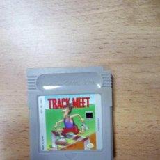Videogiochi e Consoli: TRACK MEET - GAME BOY GAMEBOY GB - USA. Lote 99935863