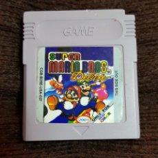 Videojuegos y Consolas: SUPER MARIO BROS DELUXE NINTENDO GAMEBOY. Lote 100082322