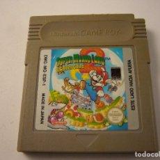 Videojuegos y Consolas: JUEGO DE SUPERMARIOLAND 2 NINTENDO GAMEBOY. Lote 100366351