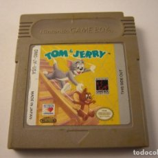 Videojuegos y Consolas: JUEGO TOM AND JERRY DE NINTENDO GAMEBOY COLOR. Lote 100366607
