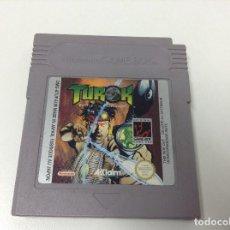 Videojuegos y Consolas: TUROK BATTLE OF THE DINOSAURS. Lote 100442079