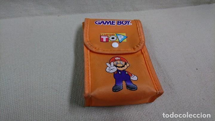 FUNDA PARA GAME BOY, MEGA TOP, MARIO BROSS (Juguetes - Videojuegos y Consolas - Nintendo - GameBoy)