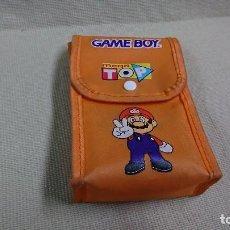 Videojuegos y Consolas: FUNDA PARA GAME BOY, MEGA TOP, MARIO BROSS . Lote 100469595