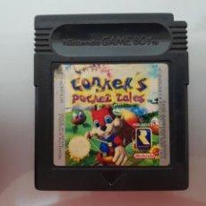 Videojuegos y Consolas: CONKER'S POCKET TALES NINTENDO GAME BOY. Lote 100509402