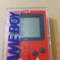 Videojuegos y Consolas: CONSOLA GAMEBOY GAME BOY POCKET DE COLOR ROJA CON JUEGO F-1 RACE EN CAJA. Lote 103735980