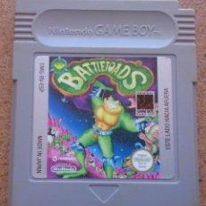 Videojuegos y Consolas: JUEGO GAME BOY GAMEBOY BATTLETOADS NINTENDO . Lote 101276927