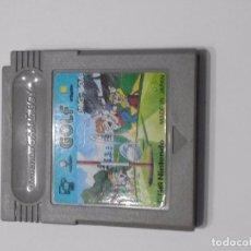 Videojuegos y Consolas: GAME BOY GOLF VERSION JAPONESA . Lote 103022567