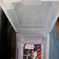 Videojuegos y Consolas: JUEGO STAR WARS GAME BOY. Lote 103675344