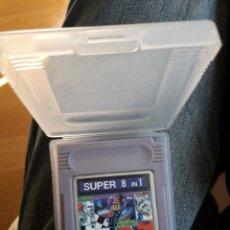 Videojuegos y Consolas: JUEGO SUPER 8 GAME BOY. Lote 103675528