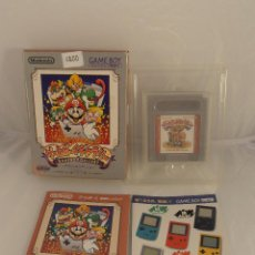 Videojuegos y Consolas: JUEGO GAME&WATCH GALLERY, CAJA E INSTRUCCIONES, GAMEBOY, VERSION JAPONESA. Lote 104638699