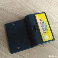 Videojuegos y Consolas: NINTENDO GAMEBOY JUEGO POKEMON PINBALL. Lote 106599287