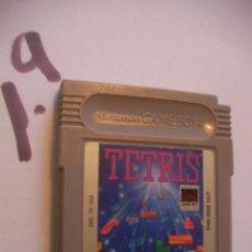 Videojuegos y Consolas: JUEGO GAMEBOY TETRIS. Lote 106651115