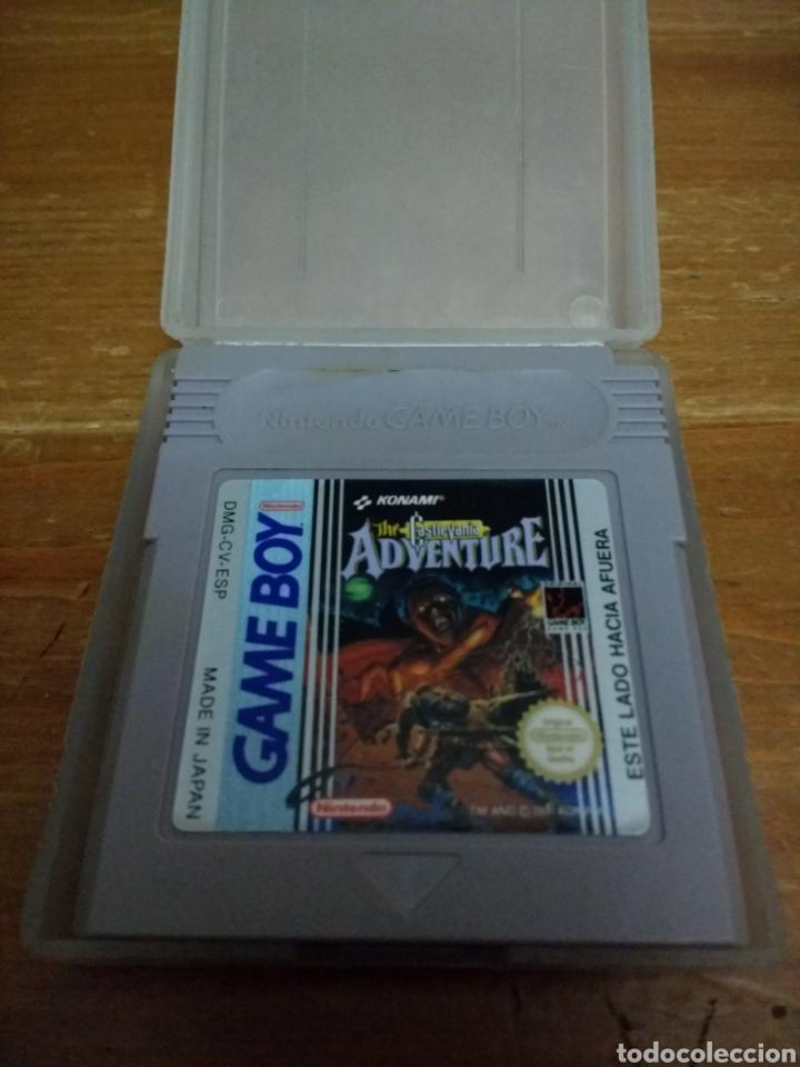 JUEGO GAME BOY - CASTELVANIA ADVENTURE - (Juguetes - Videojuegos y Consolas - Nintendo - GameBoy)