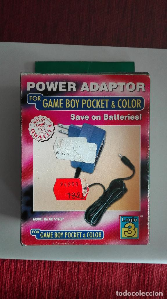 Videojuegos y Consolas: ADAPTADOR DE CORRIENTE PARA GAMEBOY POCKET Y COLOR NUEVO GAME BOY - Foto 1 - 107300991