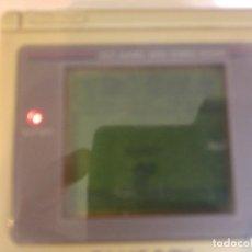 Videojuegos y Consolas: NINTENDO GAMEBOY CLASICA DMG-01 GB ORIGINAL 100% , PROBADA Y FUNCIONANDO. Lote 108322915