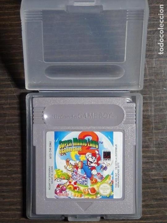 Videojuegos y Consolas: JUEGO GAME BOY - Super Mario Land 2 - Foto 3 - 108925075