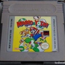 Videojuegos y Consolas: JUEGO NITENDO GAME BOY-MARIO YOSHI. Lote 108925511