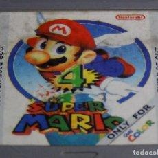 Videojuegos y Consolas: JUEGO NINTENDO GAMEBOY SUPER MARIO 4. Lote 108925979