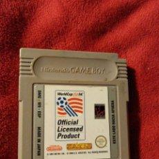 Videojuegos y Consolas: JUEGO GAME BOY WORLD CUP USA 94. Lote 109347703